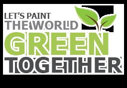 Izkrāsosim pasauli zaļu kopā!