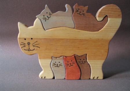 Kaķu ģimene