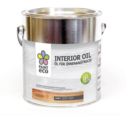 INTERIOR OIL