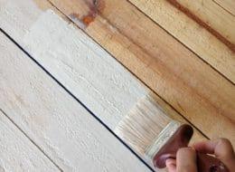 paint wood
